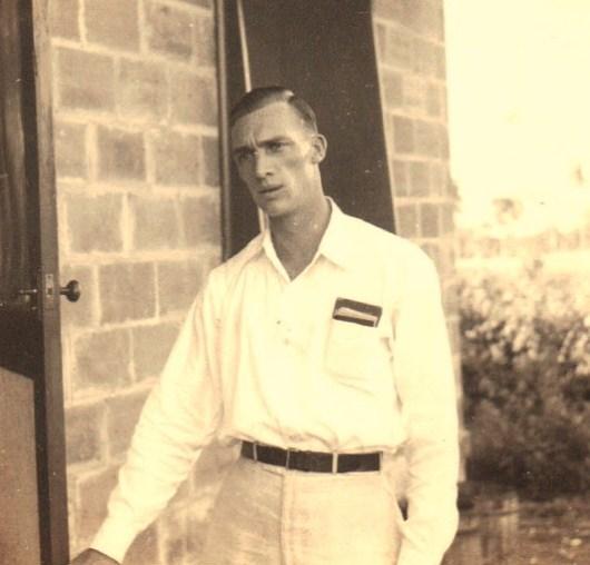 Jerry Warner - Standard Oil Venezuela Pilot